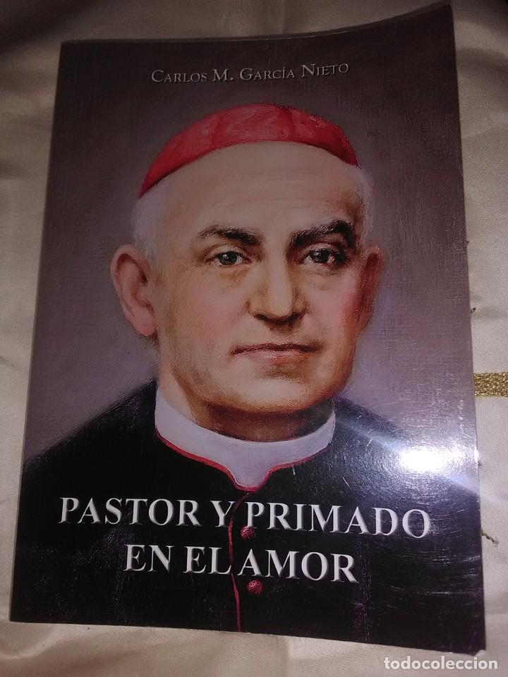 PASTOR Y PRIMADO EN EL AMOR. VIDA DEL CARD. SANCHA. G. NIETO. 2009. (Libros de Segunda Mano - Religión)
