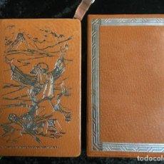 Libros de segunda mano: SAGRADA BIBLIA - NÁCAR - COLUNGA - EDICIÓN DE LUJO - CON ESTUCHE Y CAJA -. Lote 232675460