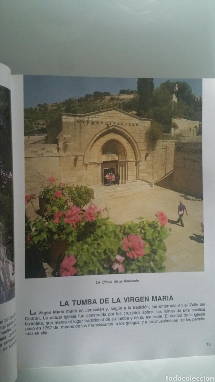 Libros de segunda mano: Esta tierra de dios, por Asami Awwad, nueva edición 1999. - Foto 6 - 190925570
