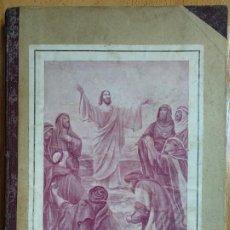 Livros em segunda mão: JESUS EL DIVINO MAESTRO, CON DIBUJOS IMAGENES, COLEGIOS MARISTAS..SAN JOSE. LOGROÑO LA VALÁ.... Lote 192722640
