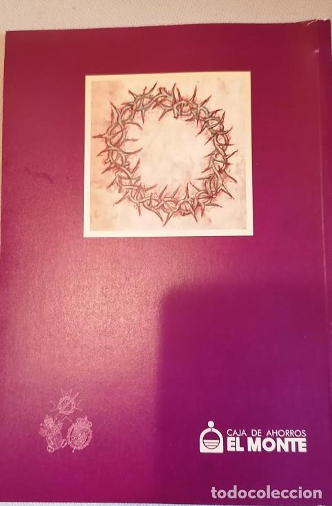 Libros de segunda mano: Estudio reglas primitiva archicofradía coronación de espinas de N. S Jesucristo 24 abril 1567 - Foto 2 - 192748531