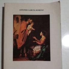 Libros de segunda mano: AL FILO DE TU PALABRA, SEÑOR ORACIÓN DEL.DOMINGO CICLO C ANTONIO GARCÍA MORENO. Lote 193358493