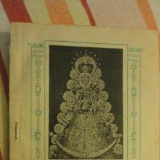 Libros de segunda mano: REGLAS HERMANDAD NUESTRA SEÑORA DEL ROCIO.SAN JACINTO.TRIANA SEVILLA 1944. Lote 193862532
