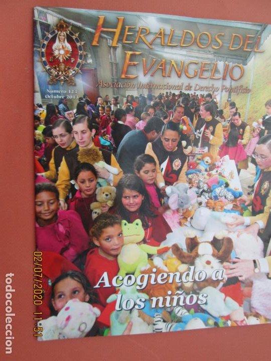 HERALDOS DEL EVANGELIO - Nº 123 - OCTUBRE 2013. (Libros de Segunda Mano - Religión)