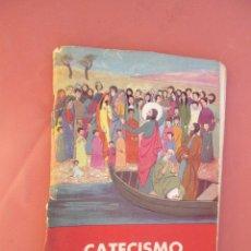 Libros de segunda mano: CATECISMO - SEGUNDO GRADO - TEXTO NACIONAL - MADRID 1958. . Lote 194219187