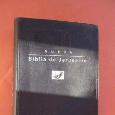 Libros de segunda mano: NUEVA BIBLIA DE JERUSALÉN - DESCLÉE - 1999. . Lote 194228406