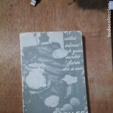 Libros de segunda mano: ALMAS TOTALES. MEDITACIONES. Lote 194228336