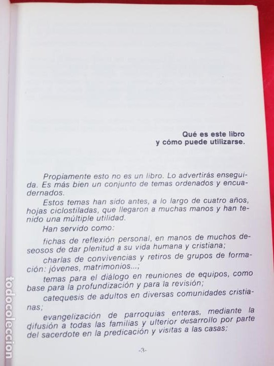 Libros de segunda mano: LIBRO-DESPERTAR-FRATERNIDAD SACERDOTALSAN JUAN DE ÁVILA-EDICIONES:ESTEL FORJA-5ªEDICIÓN-1984-VER F - Foto 5 - 194237877