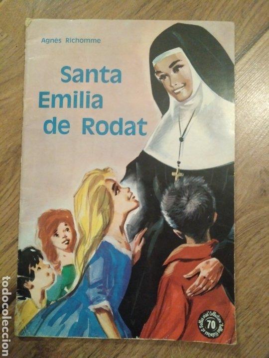 SANTA EMILIA DE RODAT / AGNES RICHOMME (Libros de Segunda Mano - Religión)
