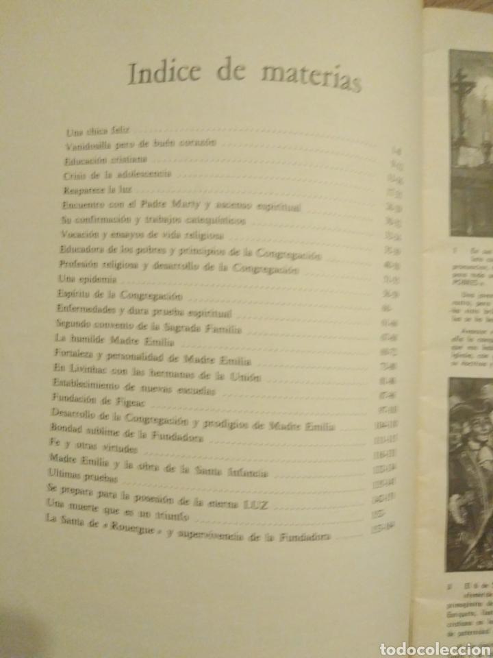 Libros de segunda mano: Santa Emilia de Rodat / Agnes Richomme - Foto 5 - 194244237
