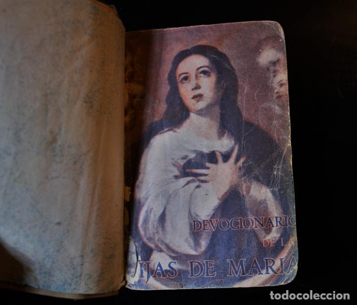 Libros de segunda mano: Devocionario de las Hijas de María. P. Argimiro Hidalgo, S. J.. Ed. Casa Martín. Valladolid 1946. - - Foto 3 - 194286406