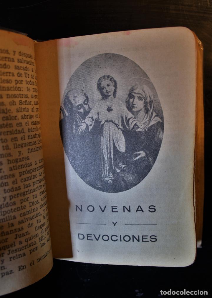 Libros de segunda mano: Devocionario de las Hijas de María. P. Argimiro Hidalgo, S. J.. Ed. Casa Martín. Valladolid 1946. - - Foto 5 - 194286406