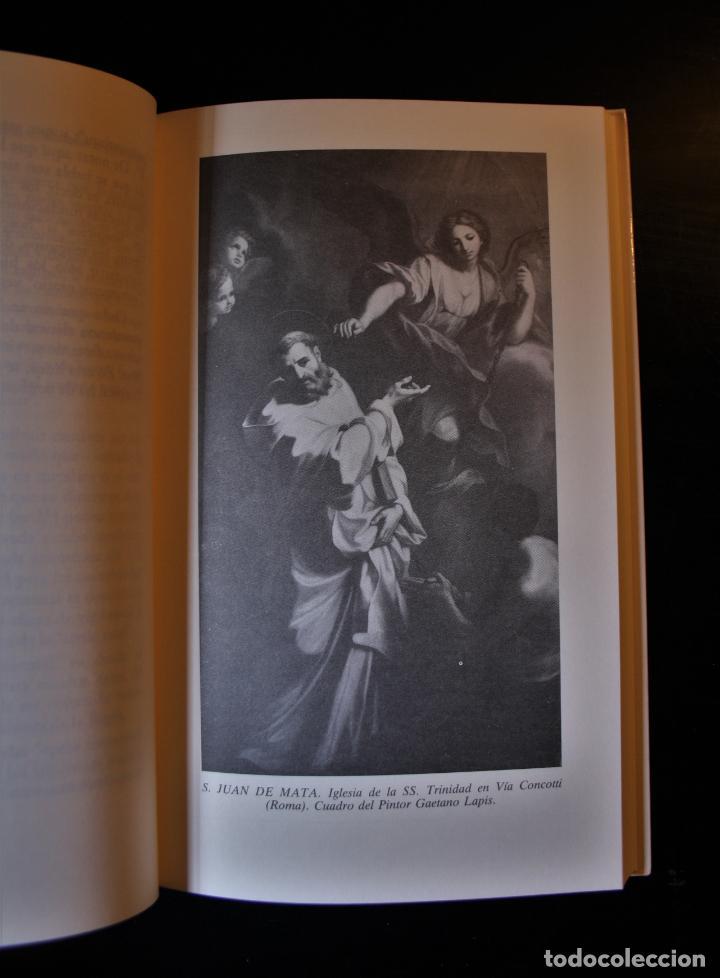 Libros de segunda mano: La Orden de la Santísima Trinidad. Juan Pujana, OST. Ed. Secretariado Trinitario. Salamanca 1993. - - Foto 7 - 194286412