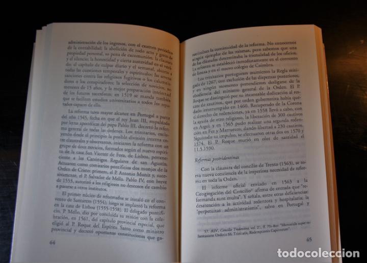 Libros de segunda mano: La Orden de la Santísima Trinidad. Juan Pujana, OST. Ed. Secretariado Trinitario. Salamanca 1993. - - Foto 8 - 194286412