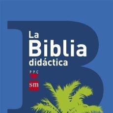 Libros de segunda mano: LA BIBLIA DIDÁCTICA. - EQUIPO DE EDICIONES DE EDICION.. Lote 194325002