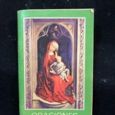 Libros de segunda mano: ORACIONES DEL CRISTIANO. Lote 194332273