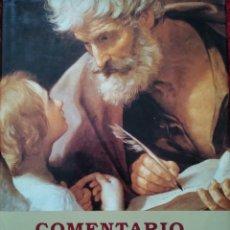 Libros de segunda mano: COMENTARIO AL NUEVO TESTAMENTO.--- VARIOS AUTORES. LA CASA DE LA BIBLIA, 1995.. Lote 194339468