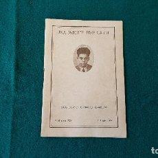 Libros de segunda mano: UNA MUERTE EDIFICANTE (1944) ROBERTO BATLLE. Lote 194347780