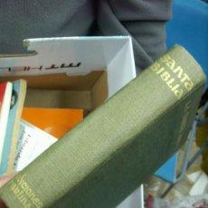 Libros de segunda mano: LA SANTA BIBLIA. L.21141. Lote 194398281