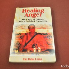 Libros de segunda mano: THE POWER OF PATIENCE FROM A BUDDHIST PERSPECTIVE . HEALING ANGER - REB. Lote 194508145