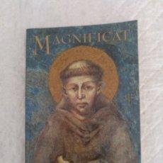Libros de segunda mano: MAGNIFICAT N° 107. OCTUBRE 2012. Lote 194509057
