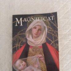 Libros de segunda mano: MAGNIFICAT N° 121. DICIEMBRE 2013. Lote 194510525