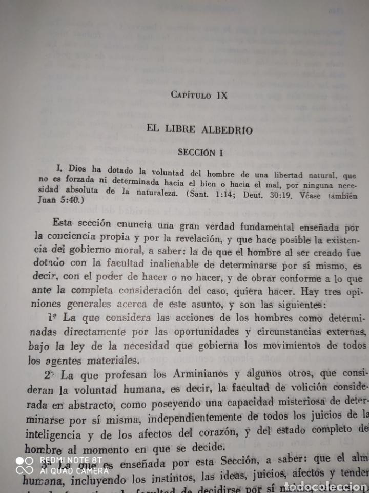 Libros de segunda mano: COMENTARIO DE LA CONFESIÓN DE FE. DE WESTMINSTER. ARCHIBALD ALEXANDER HODGE PLUTARCO ARELLANO. CASA - Foto 2 - 194526272