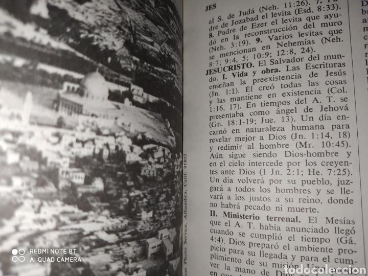 Libros de segunda mano: DICCIONARIO POPULAR DE LA BIBLIA. LIBROS LOGOI. AÑO 1971. RÚSTICA. PÁGINAS 250. PESO 400 GR. - Foto 3 - 194527117