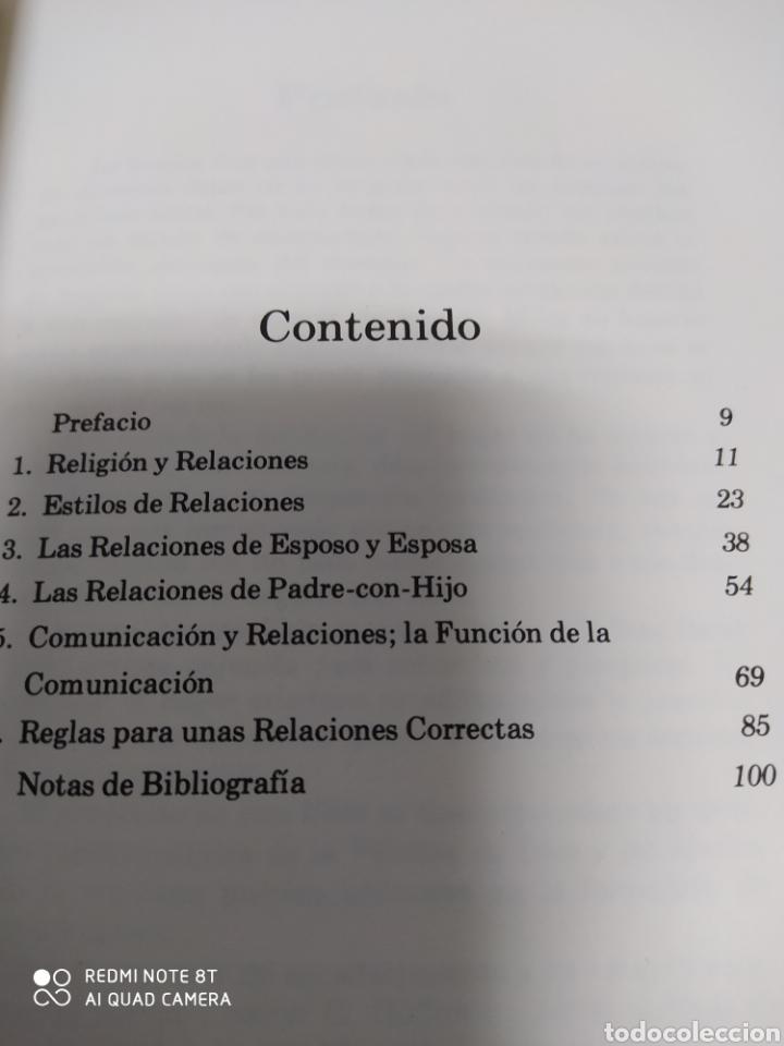 Libros de segunda mano: UN ESTUDIO DE LAS RELACIONES DE LA FAMILIA CRISTIANA. ARMONÍA EN EL HOGAR. JAMES D. HAMILTON. CASA N - Foto 2 - 194527520