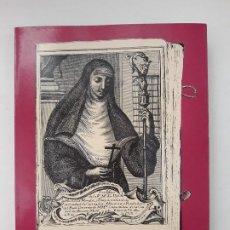 Libros de segunda mano: SOR URSULA MICAELA MORATA (1628-1703. JOAQUÍN SAEZ VIDAL. CAJA DE AHORROS DE ALICANTE Y MURCIA. 1987. Lote 194534568