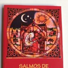 Libros de segunda mano: SALMOS DE LAUDES Y VÍSPERAS . CUATRO SEMANAS . LITURGIA DE LAS HORAS ..... RELIGIÓN. Lote 194577305