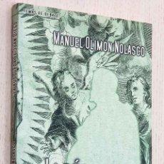 Libros de segunda mano: LA BÚSQUEDA DE JUAN DIEGO - OLIMÓN NOLASCO, MANUEL. Lote 194601260