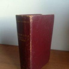 Libros de segunda mano: 1958.- SAGRADA BIBLIA. ELOÍNO NÁCAR Y ALBERTO COLUNGA.. Lote 194609017