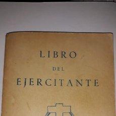 Libros de segunda mano: LIBRO DEL EJERCITANTE LLANOS ESTRELLA DE MAR MADRID 1944 MEDITAR ORACIONES RITUAL VIA CRUCIS ROSARIO. Lote 194624078