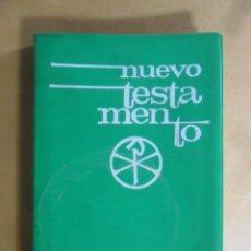 Libros de segunda mano: NUEVO TESTAMENTO - ED. SAN PABLO - 1977. Lote 194631686