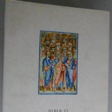 Libros de segunda mano: PABLO VI. ENSEÑANZAS AL PUEBLO DE DIOS 1972. Lote 194688332