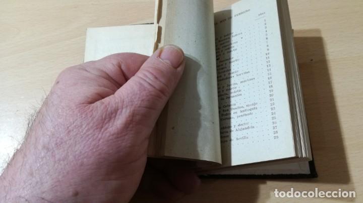 Libros de segunda mano: AÑO CRISTIANO - PELEGRIN DE MATARO - ED VILAMALLAM502 - Foto 9 - 194734481