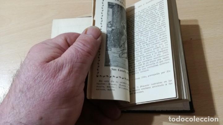 Libros de segunda mano: AÑO CRISTIANO - PELEGRIN DE MATARO - ED VILAMALLAM502 - Foto 10 - 194734481