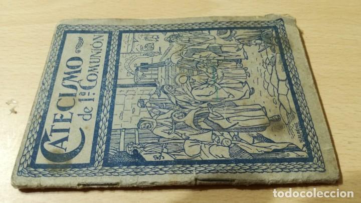 CATECISMO DE 1ª COMUNION - P ASTETE - ED ARAMBURU 1941M502 (Libros de Segunda Mano - Religión)