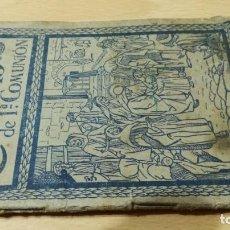 Libros de segunda mano: CATECISMO DE 1ª COMUNION - P ASTETE - ED ARAMBURU 1941M502. Lote 194734780