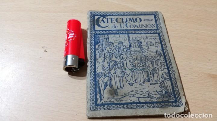 Libros de segunda mano: CATECISMO DE 1ª COMUNION - P ASTETE - ED ARAMBURU 1941M502 - Foto 3 - 194734780