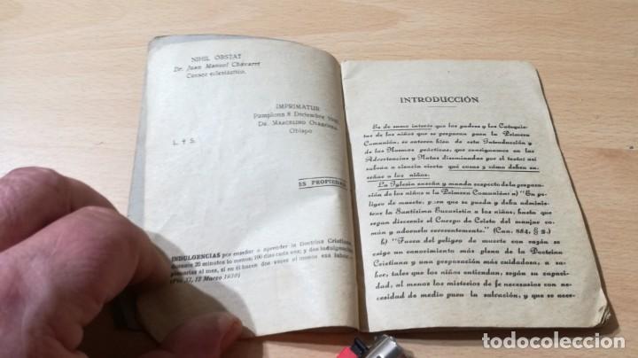 Libros de segunda mano: CATECISMO DE 1ª COMUNION - P ASTETE - ED ARAMBURU 1941M502 - Foto 7 - 194734780