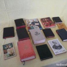Libros de segunda mano: LOTE DE 14 PUBLICACIONES RELIGIOSAS, VARIOS AÑOS, MEDIADOS XX. Lote 194770192