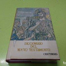 Libros de segunda mano: DICCIONARIO DEL NUEVO TESTAMENTO, XAVIER LEON-DUFOUR. Lote 194886228