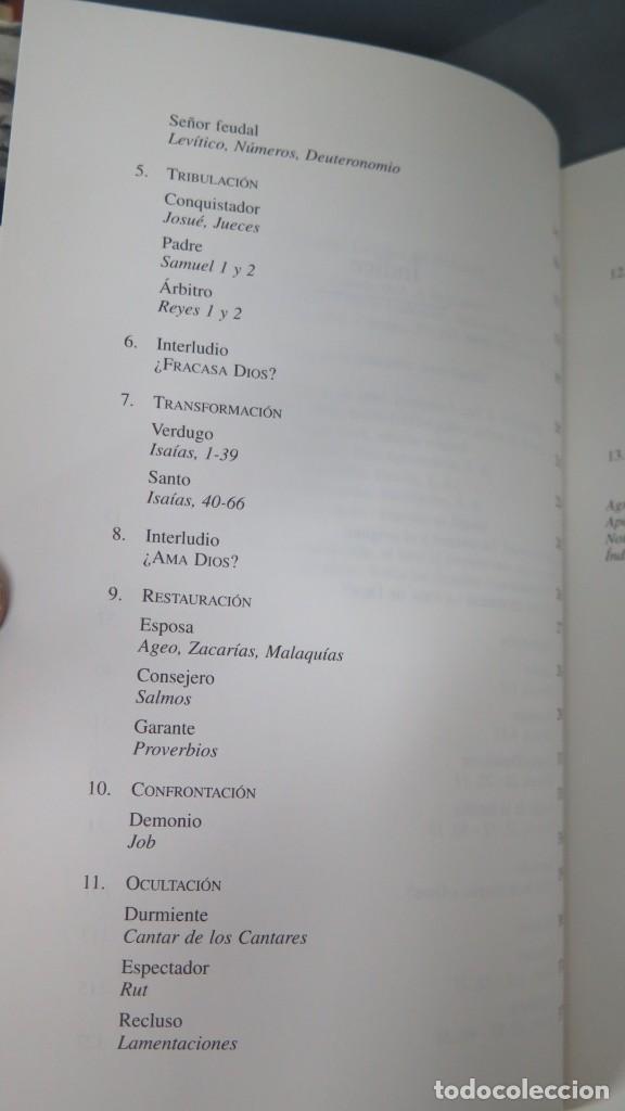Libros de segunda mano: DIOS. UNA BIOGRAFÍA. MILES - Foto 3 - 194901536