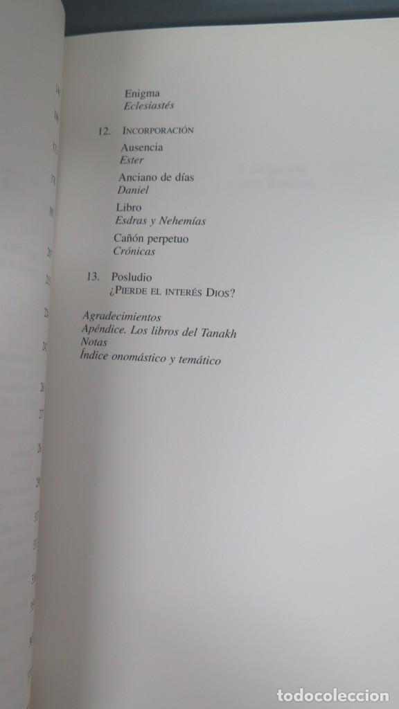 Libros de segunda mano: DIOS. UNA BIOGRAFÍA. MILES - Foto 4 - 194901536