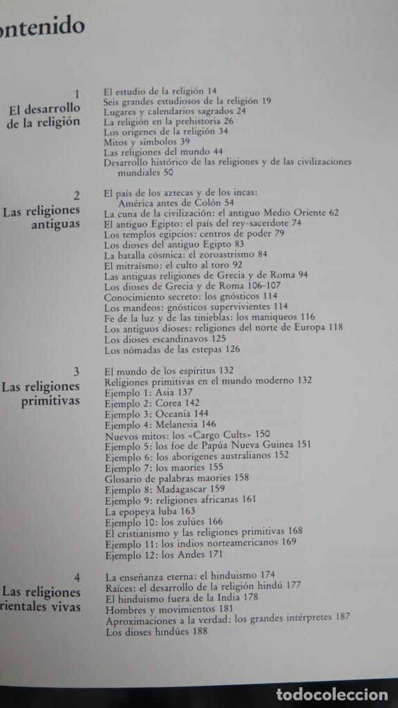 Libros de segunda mano: EL MUNDO DE LAS RELIGIONES. EDITORIAL VERBO DIVINO. EDICIONES PAULINAS - Foto 2 - 194903357