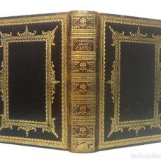 Libros de segunda mano: 1948 - LAS CARTAS DE SAN FRANCISCO JAVIER, APOSTOL DE LAS INDIAS - MISIONES, ORIENTE - PIEL DE LUJO. Lote 194941617
