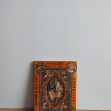 Libros de segunda mano: REFLEXIONES EVANGELICAS CARMELITA P ENRIQUE M ESTEVE. Lote 194943970