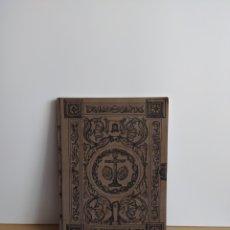 Libros de segunda mano: REGLAS DE LA HERMANDAD DE LA VERA CRUZ. Lote 194944905